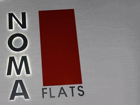 noma-flats-sign